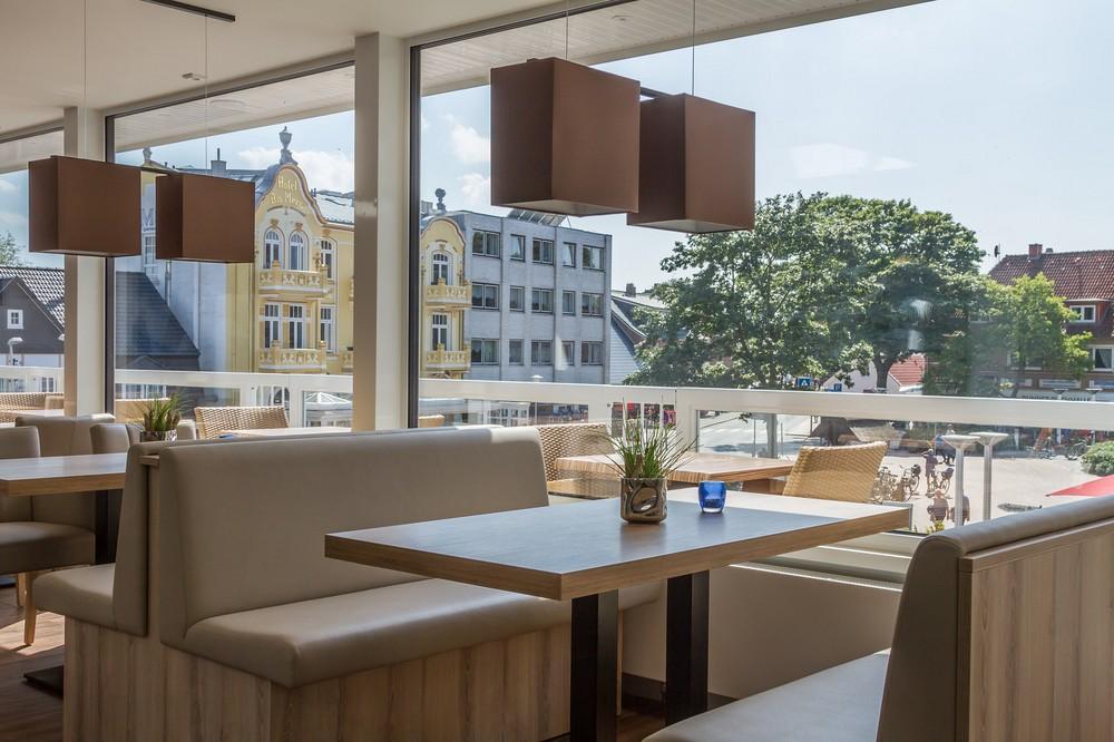 Hotel Christiansen Duhnen Restaurant